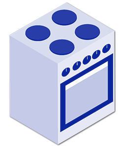 Cooker Icon